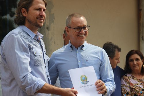 Prefeitura de Paiçandu recebe emendas parlamentares do deputado Zeca Dirceu