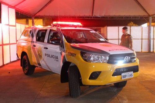 Implantação da ROTAM em Paiçandu melhora a segurança da população