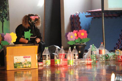 """Secretaria de educação lança projeto """"Paiçandu justa e sustentável"""" para alunos dos CMEIS"""