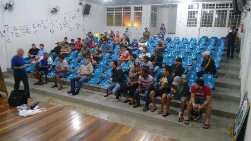27º Campeonato Municipal de futebol de suíço de Paiçandu
