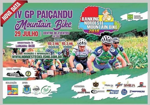 4º GP Paiçandu Mountain Bike