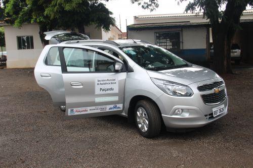 Prefeitura de Paiçandu recebe veículos para Assistência Social e Saúde