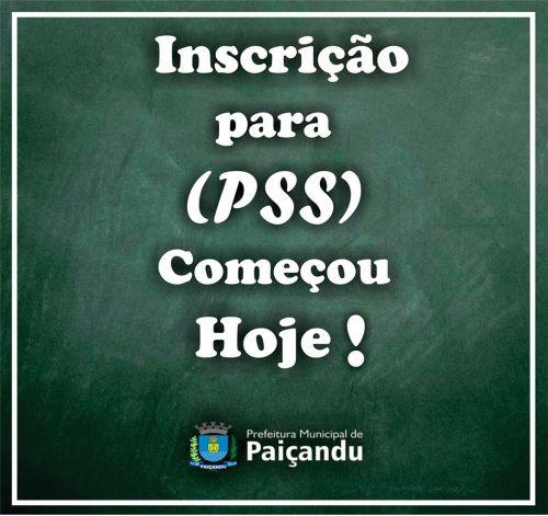 Prefeitura de Paiçandu abre PSS para 12 cargos