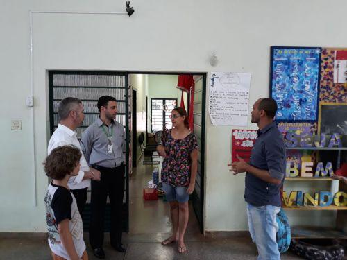Reunião da Assistência Social com o SICREDI/PAIÇANDU