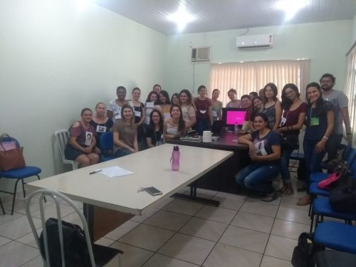 Educadores Sociais participam de formação na Secretaria de Assistência Social