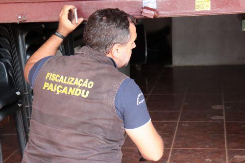 Prefeitura fiscaliza comércios após determinação de fechamento