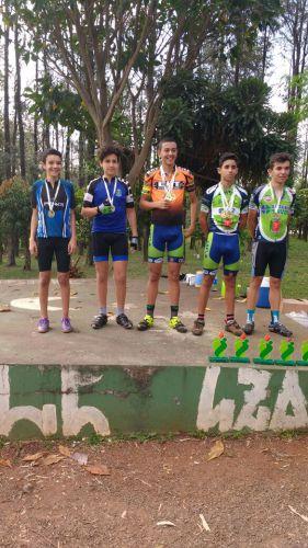 Atleta de Paiçandu sobe no podium na copa Unimed de 2017