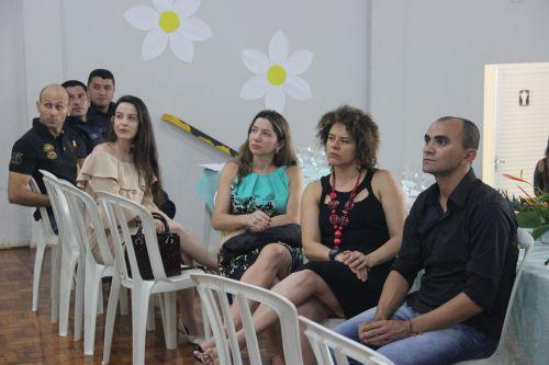 Primeiro dia da Campanha contra violência da mulher é realizada na Casa da Cultura