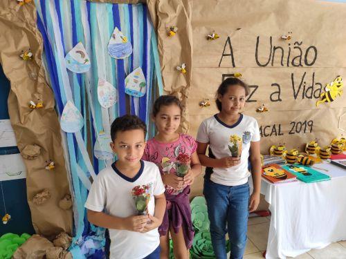 """Programa """"A União Faz a Vida"""" envolve mais de 300 alunos da rede municipal"""