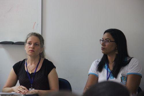 Secretaria de Educação realiza reunião com equipe pedagógica