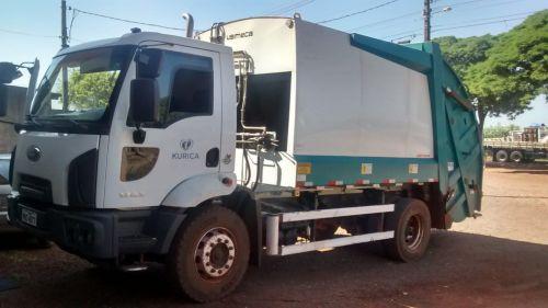 A secretaria do meio ambiente disponibiliza listagem com os dias da coleta do lixo em cada bairro