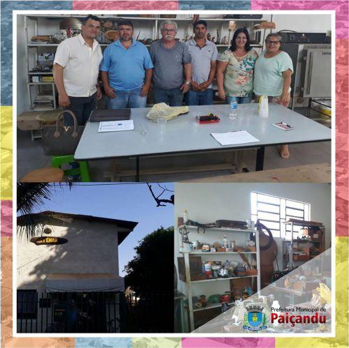 Secretaria de Turismo participa de reunião na Artemar