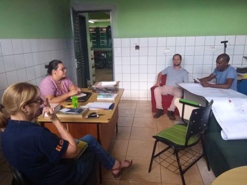 Secretaria de agricultura e Emater avaliam demandas para os agricultores