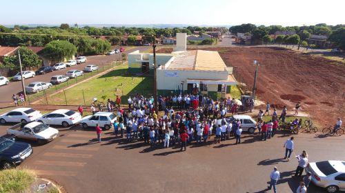 Prefeitura de Paiçandu inaugura a UBS Bela Vista