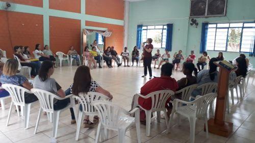 Palestra com a equipe do Projeto NUMAPE