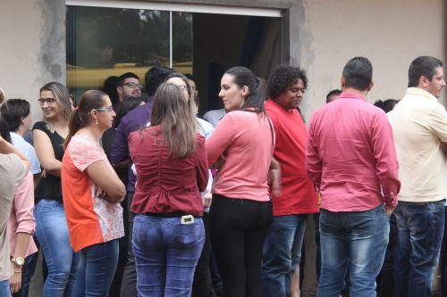 Prefeitura de Paiçandu recebe o deputado Enio Verri para a entrega de um ônibus escolar