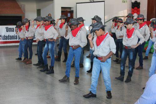 Secretaria de Educação e Polícia Militar realizar a 2 Formatura do PROERD
