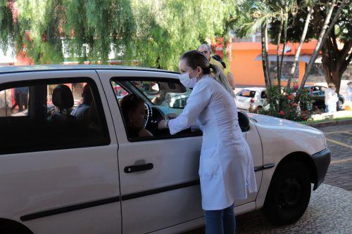 Começou hoje a campanha de vacinação contra a gripe em Paiçandu e Água Boa