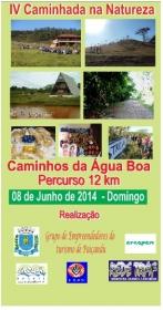 Circuito Caminhos da Água Boa