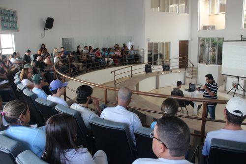 Audiência Pública da Saúde do Município de Paiçandu reúne comunidade para prestação de contas do município