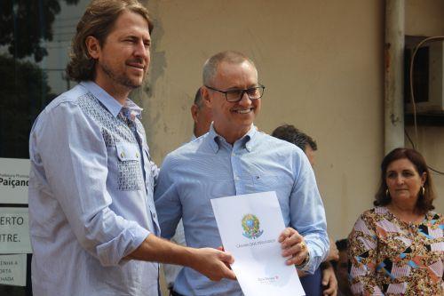 Paiçandu recebe garantia de aproximadamente R$ 1 milhão