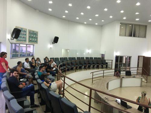Audiência Pública de Prestação de Contas referente ao 3º Quadrimestre de 2018 da Saúde Pública de Paiçandu