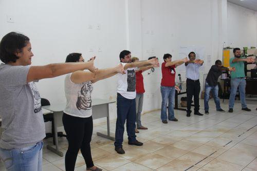Servidores públicos participam do Dia do Desafio