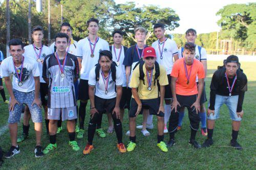 Resultado dos Jogos Estudantis de Paiçandu promovido pela Secretaria de Esportes