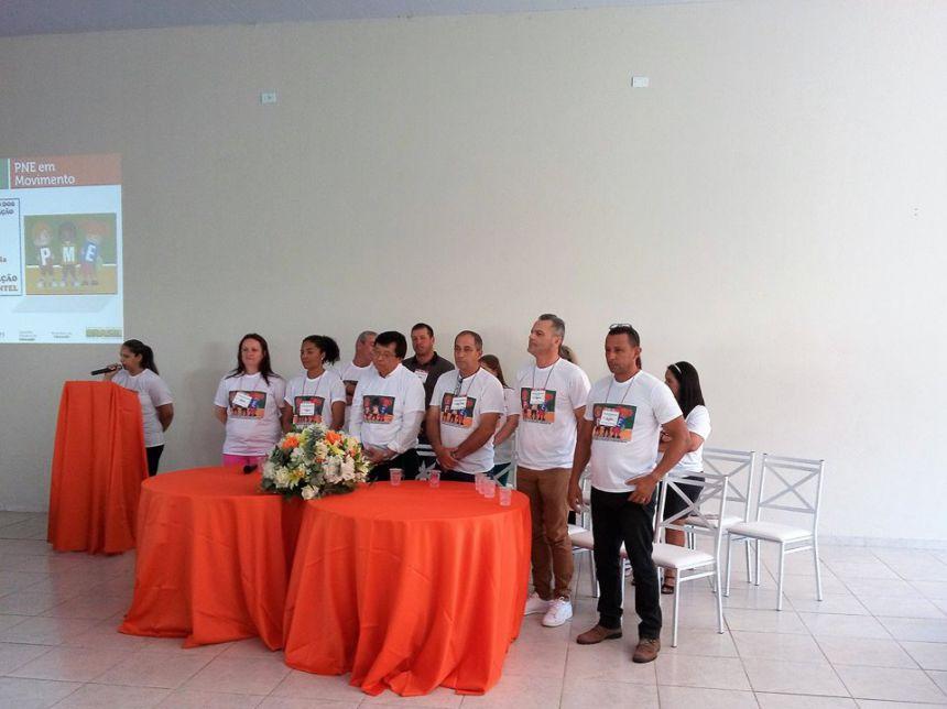 Rosário do Ivaí. Audiência Pública do Plano Municipal de Educação