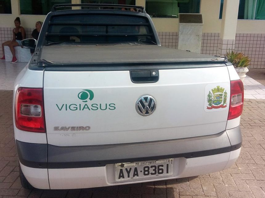 ERRATA:  Rosário do Ivaí. Prefeito Kuroda consegue veículo automotor modelo 2013 para o Departamento de Vigilância Sanitária e Endemias
