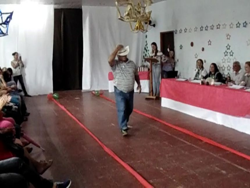 Concurso de Mister e Miss Terceira Idade em Rosário do Ivaí