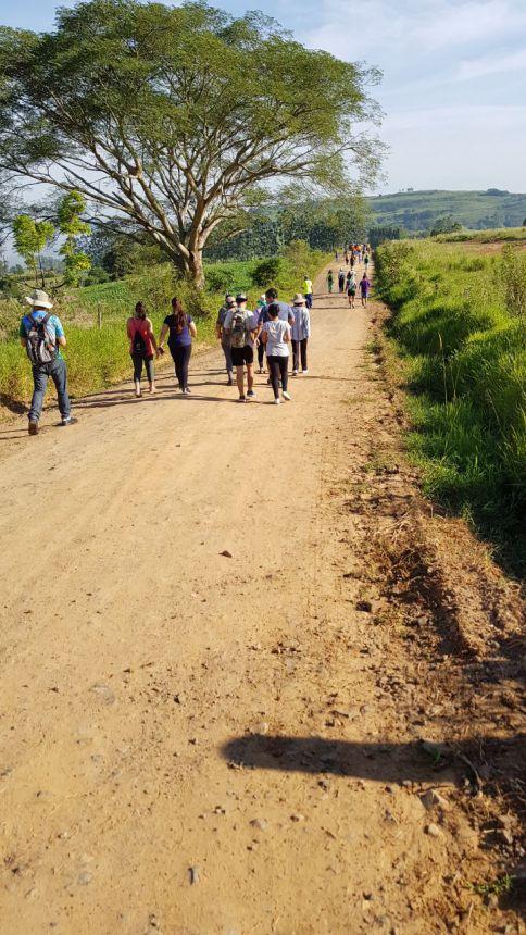 Rosário do Ivaí: Caminhada Internacional da Natureza