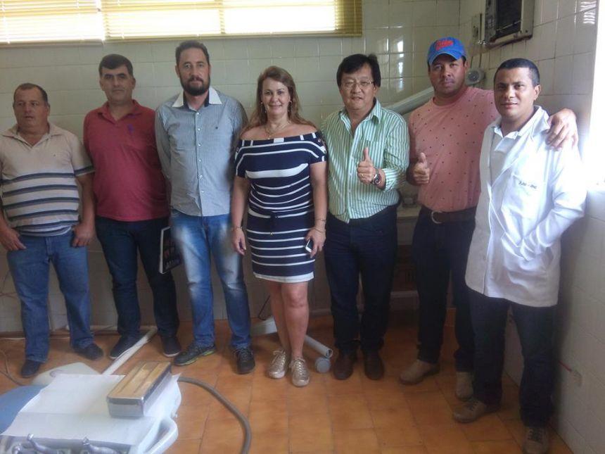 Saúde de Rosário do Ivaí em destaque.