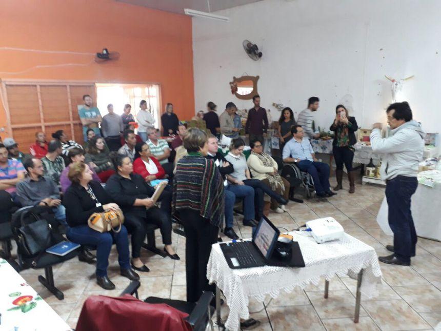 PREFEITO KURODA RECEBE VISITA DA PARANÁ TURISMO