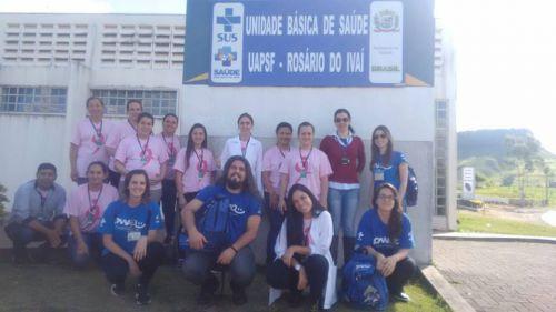 Equipe de Saúde de Rosário do Ivaírecebe Selo de Qualidade