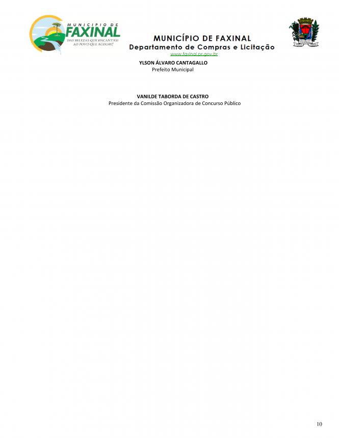 Secretaria de Educação divulga edital das notas da prova escrita do concurso público