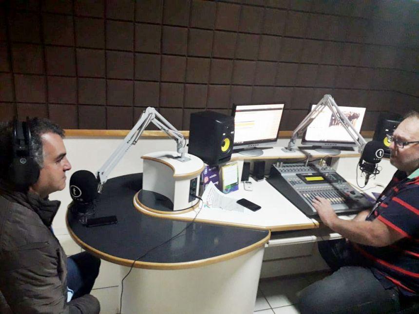 Prefeito Gallo faz balanço da administração no programa T News