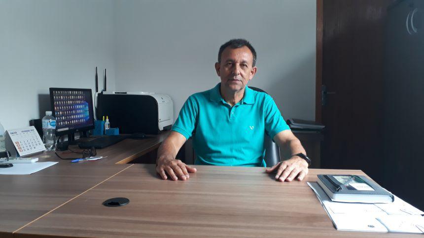 Gallo apresenta novo secretário da saúde e assina aumento para agentes de saúde
