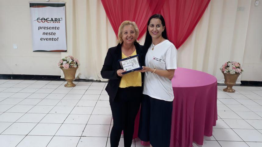 Secretaria do Idoso faz homenagem as mulheres destaque de Faxinal