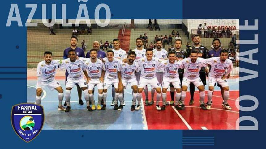 Se preparando para Série Prata, Futsal de Faxinal empata em casa e vence em Apucarana