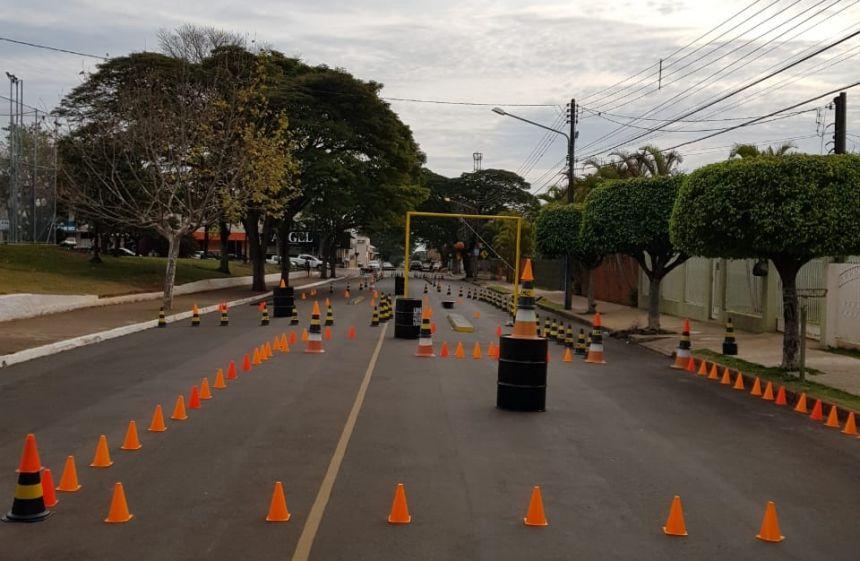 Moto Club Lord Riders de Curitiba realiza curso gratuito de pilotagem defensiva para motociclistas de Faxinal