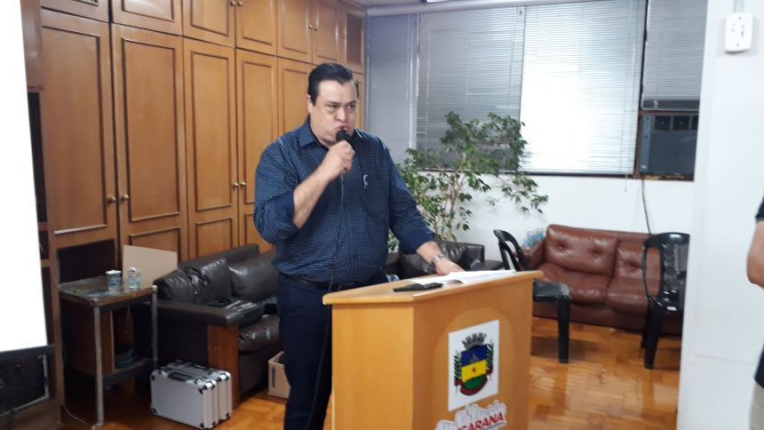 363ª reunião da AMUVI é realizada em Apucarana