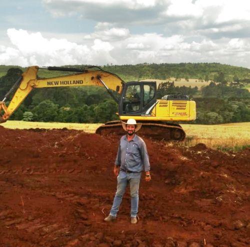 Prefeitura recupera estradas rurais e pontes do município
