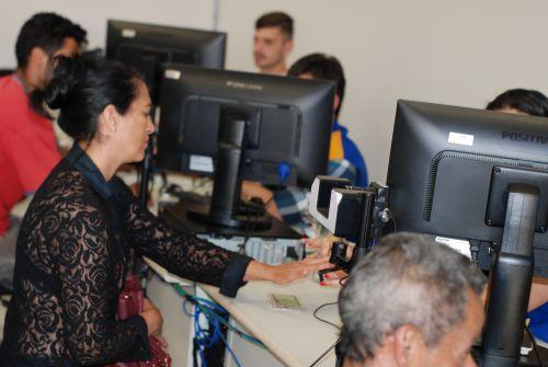 Mais de 1,7 mil eleitores de Faxinal perderam o prazo de fazer o cadastramento biométrico