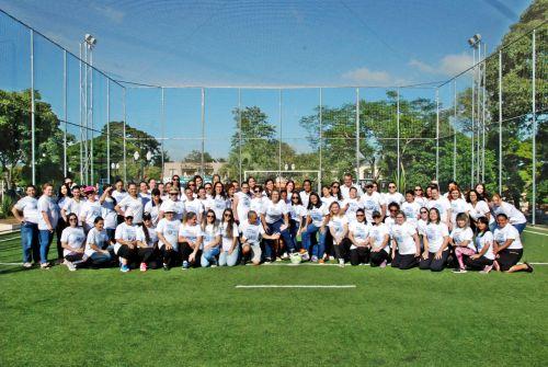 Centro Municipal de Educação Infantil, Alair Lurdes Fernandes é campeão do 1º Torneio dos CMEIs de Faxinal