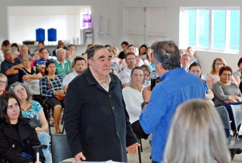 Prefeito emite nota de pesar pelo falecimento do empresário Armando Santos Almeida fundador da empresa Nutrimil e Adran