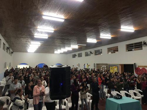Secretaria de Educação lança o Projeto CMEI-ANDO EM FAMÍLIA