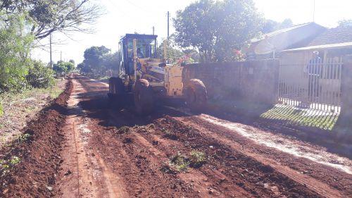 Vila Nova, Vila Velha e Parque Industrial receberão material fresado nas ruas