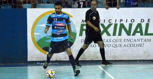 SÉRIE PRATA - Com 6 (seis) jogos invicto Faxinal/Futsal vence São Miguel por 3 à 1 e respira no campeonato paranaense