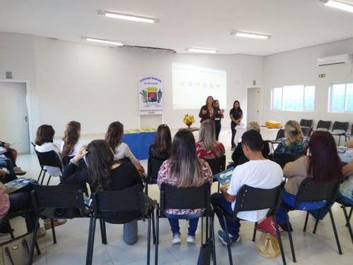 Capacitação para diretores e secretários dos Centros de Educação Infantil e Escolas Municipais